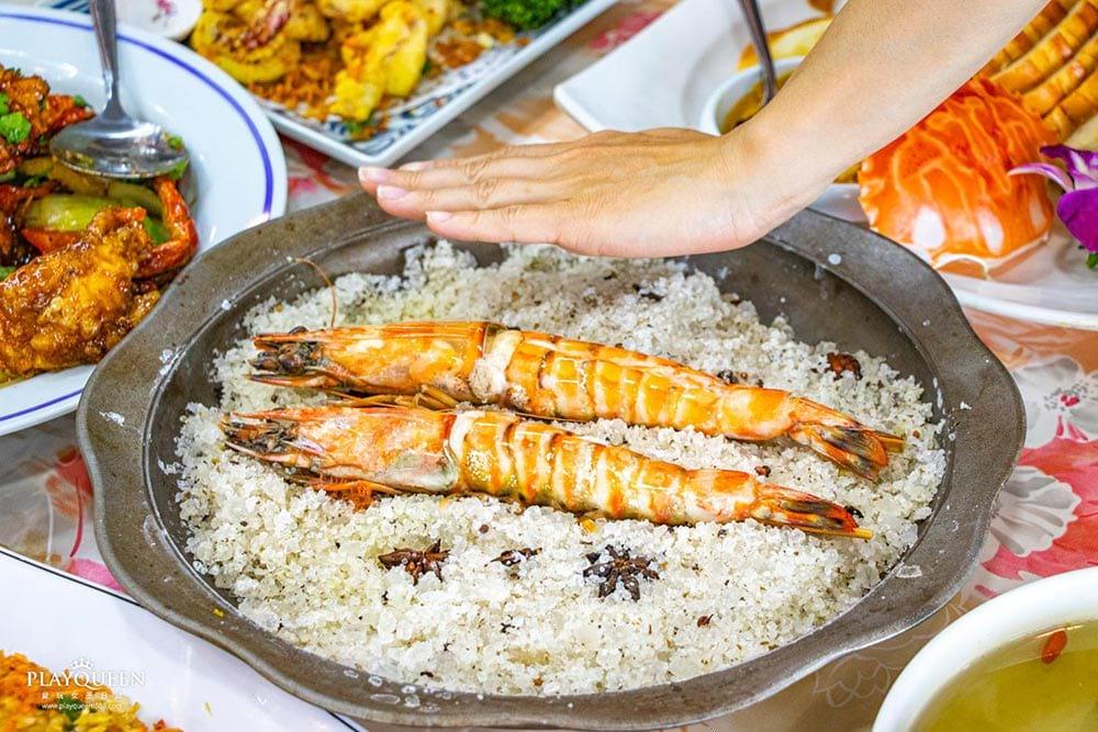 【望海亭海鮮餐廳】三嫂的店,萬里海鮮餐廳推薦,平價現撈活海鮮,野柳美食