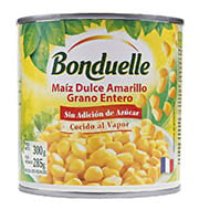 Milho Verde Bonduelle 285g Vacuo Lata