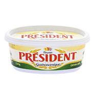 Manteiga President Berrue Demi-sal 250g Pote