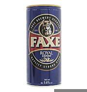 Cerveja Faxe Royal Export 1 L