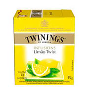 Cha Twinings Misto Limao Twist 15g Caixinha