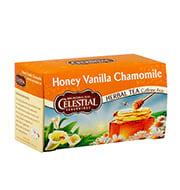 Chá Celestial Honey Vanilla Chamomile Herbal
