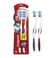 Escova Dental Colgate 360 Luminous White