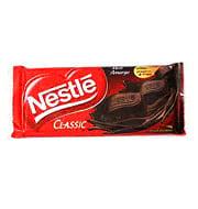 Chocolate em Barra Classic Meio Amargo Nestlé