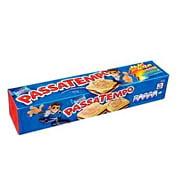 Biscoito Recheado Passatempo Chocolate 140g