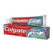 Creme Dental Colgate Tripla Ação Menta Suave