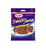 Chocolate granulado Dr. Oetker 130g Tradicion