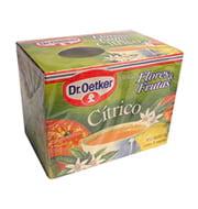Cha Dr.oetker Flores Frutas Citrico 30g Caixi