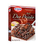 Mistura P/bolo Dr.oetker Duo Paixao Chocolate