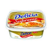 Margarina Delicia Supreme 250g C/sal Pote