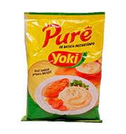 Pure Batata Yoki 180g Pacote