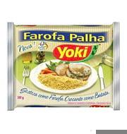 Farofa Pronta Palha Yoki 250g