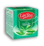 Cha Lin Tea Verde 18g Caixinha