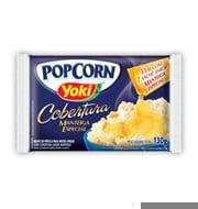 Milho para Pipoca Yoki Microondas Cobertura M