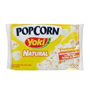 Milho para Pipoca Yoki Microondas Natural 100