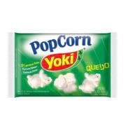 Milho para Pipoca Yoki Microondas Queijo 100g