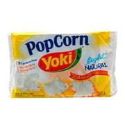 Milho para Pipoca Yoki Microondas Natural Lig