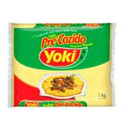 Fubá Yoki Pré-cozido 1kg