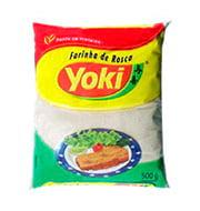 Farinha Rosca Yoki 500g Pacote