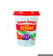 Tempero Completo Kitano 300g C/ Pimenta Pote