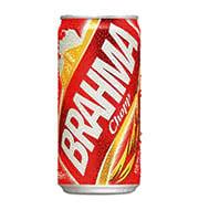 Cerveja Brahma Pilsen Lata 269ml