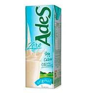 Suco à base de Soja Ades Original Zero Açúcar