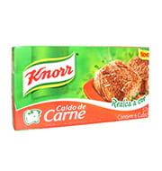 Caldo Knorr Carne Realça A Cor 57g