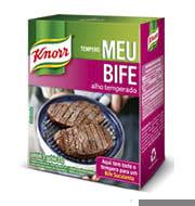 Tempero Meu Bife Knorr Alho Temperado 5 Sachê
