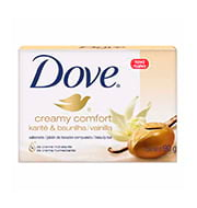 Sabonete Dove 90g Creme Amendoas