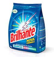 Sabão Em Pó Brilhante 1Kg Antibactéria