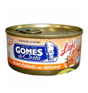 Atum Gomes Da Costa Light Ralado Ao Natural 1