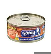 Atum Gomes Da Costa 170g Solido Defumado Lata