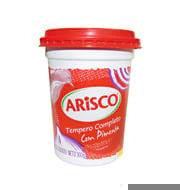 Tempero Arisco Completo C Pimenta 300g