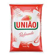 Açúcar União Refinado Pacote 1kg