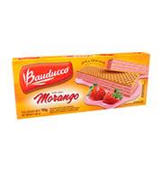 Biscoito Morango Wafer Bauducco 165g
