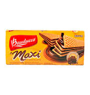 Biscoito Wafer Bauducco 130g Maxi Chocolate