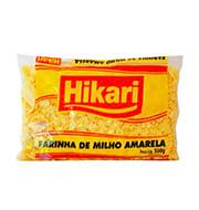 Farinha De Milho Hikari 500g Amarela Pacote