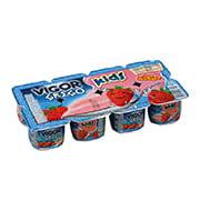 Vigor Iogurte Grego 360g Kids Morango