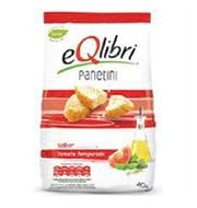 Snack Eqlibri Panetini Tomate Temperado 40g
