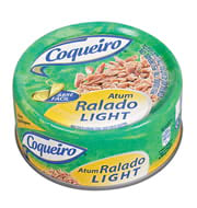 Atum Coqueiro Light Ralado Ao Natural 170g