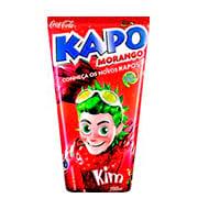 Suco Kapo Morango 200ml Caixinha