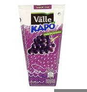 Suco Pronto Kapo Uva Caixa 200 ml