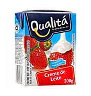 Creme De Leite Qualita 200g Caixinha