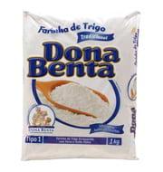 Farinha de Trigo Dona Benta Especial 1kg