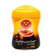 Cappuccino 3 CoraÇÕes Classic 200g Pote