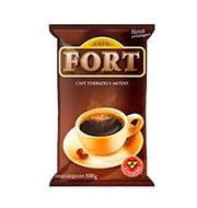 Café Fort 3 Corações 500g Almofada