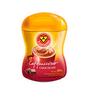 Cappuccino 3 Coracoes Chocolate 200g Pote