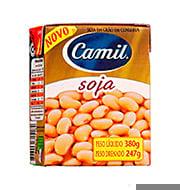 Soja Camil Conserva 380g Caixinha
