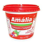 Tempero Santa Amália Completo Com Pimenta 1kg