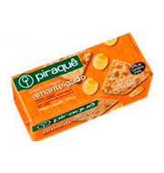 Biscoito Piraque Cream Cracker Amanteigado 20
